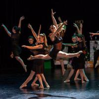 Jazz balet in modern